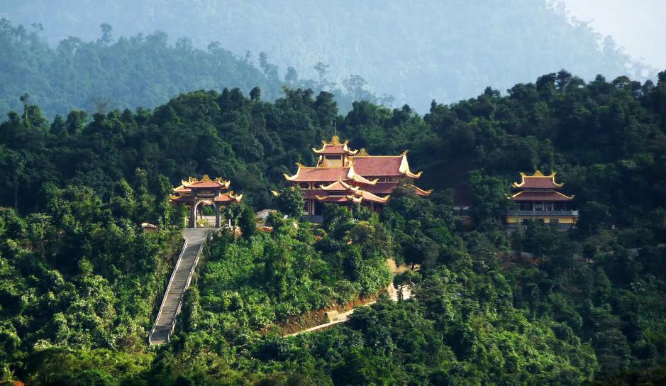 Chan May Port - Truc Lam Bach Ma Zen Monastery Spiritual Tour