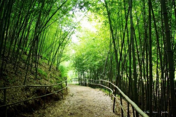 吉仙国家公园徒步之旅