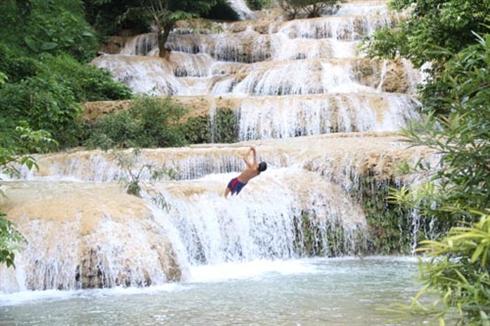 À la découverte des cascades de Thanh Hoa