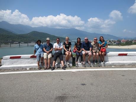 Bus Danang to Hue