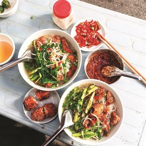 Hanoï au top des destinations gastronomiques