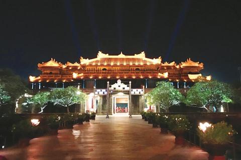 La Cité impériale de Huê confirme son rang