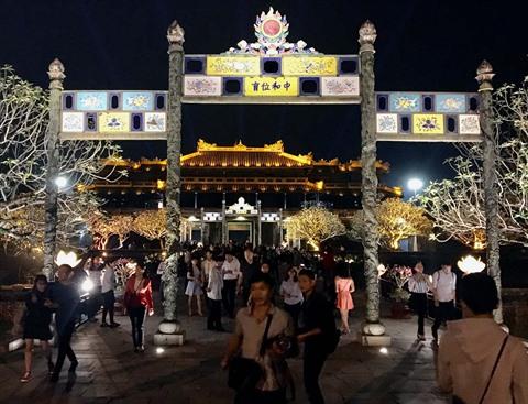 La Semaine touristique d'or aux patrimoines ouverte à Huê