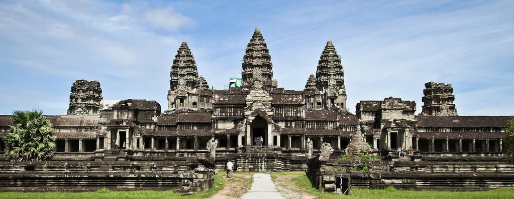 LAOS - VIETNAM - CAMBODIA