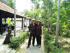 Thuy Bieu Homestay - Visite de Hue